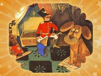 """""""Кресало"""" Ганс Крістіан Андерсен - аудіоказка українською мовою."""