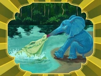 kipling-slonenya-audiokazka-ukrainskoyu-sluhaty-onlain-svit-kazok-audioknyga-ukrainian-fairy-tale-elefant-baby-child