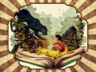 """Редьярд Кіплінг ,""""Мауглі"""" аудіокнига українською мовою, слухати онлайн. Світ казок"""